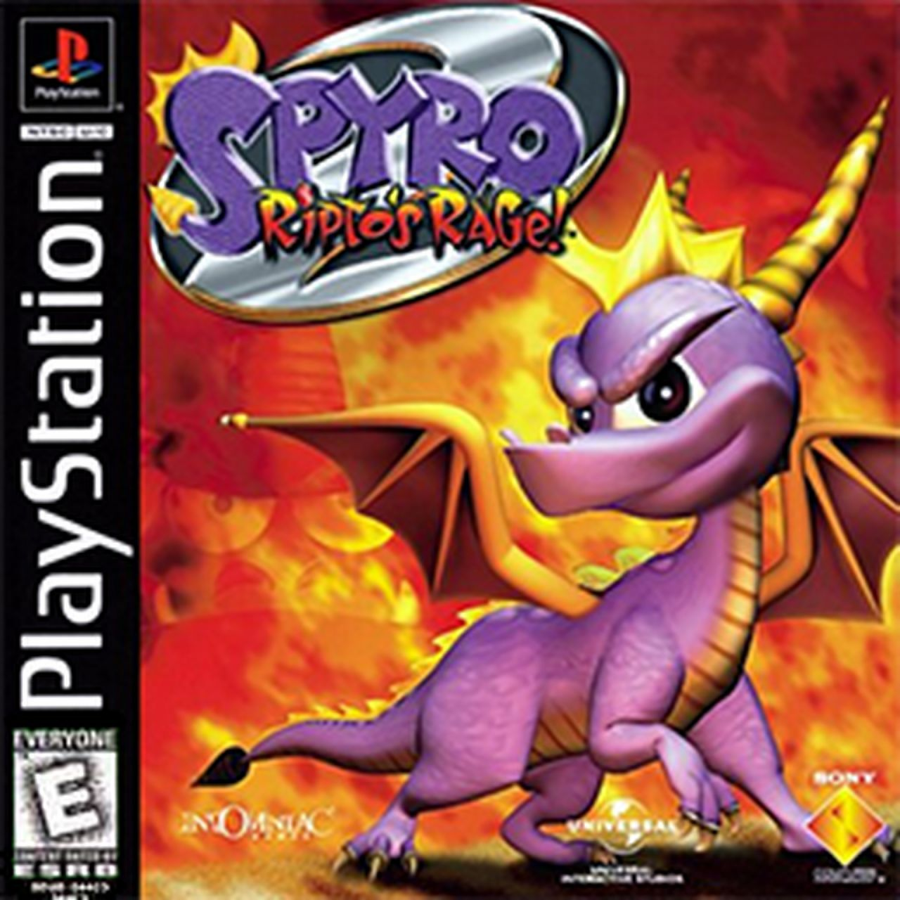Spyro: Riptos Rage