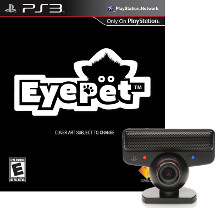 EyePet Bundle with Camera