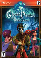 Ghost Pirate of Vooju Island