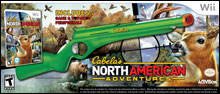 Cabela's North American Adventures with Gun