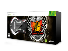 Guitar Hero: Warriors of Rock Guitar Bundle