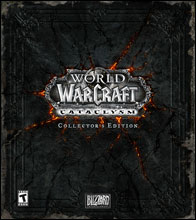 World of WarCraft: Cataclysm Collector's Edition