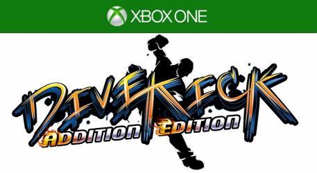 Divekick Addition Edition