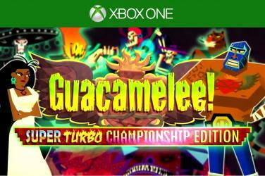 Guacamelee!: Super Turbo Champion Edition