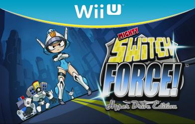 Mighty Switch Force!: Hyper Drive Edition
