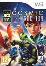 Ben 10: Ultimate Alien - Cosmic Destruction