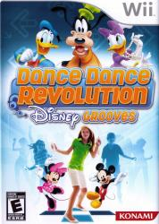 Dance Dance Revolution Disney Grooves