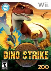 Dino Strike wii