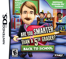 Are You Smarter 5th Grader Back to School