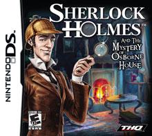 Sherlock Holmes: Mystery of Osborne