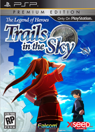 Legend of Heroes: Trails in the Sky Limited Edition