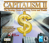 Capitalism 2 - Jewel Case