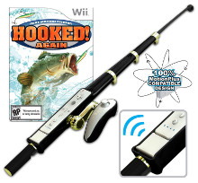 Hooked Again with Fishing Rod Bundle