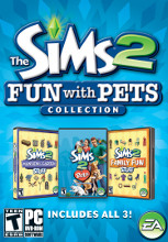 The Sims 2 Fun with Pets Collections